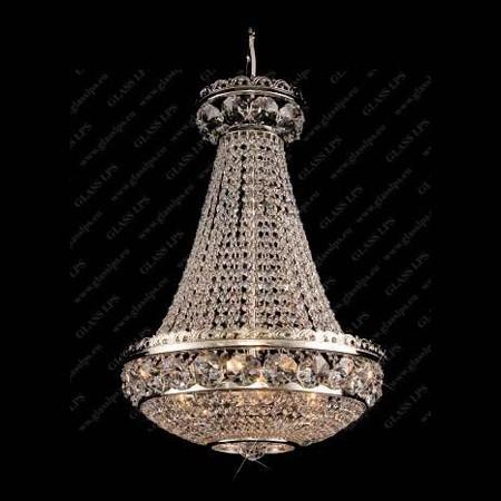 Lustra cristal Bohemia diam. 35cm L15 557/03/6; Ni, Lustre Imperial Cristal Bohemia, Corpuri de iluminat, lustre, aplice, veioze, lampadare, plafoniere. Mobilier si decoratiuni, oglinzi, scaune, fotolii. Oferte speciale iluminat interior si exterior. Livram in toata tara.  a