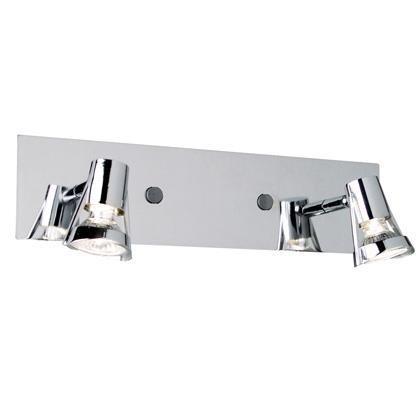 Aplica de perete dubla, Spot Mainroad 20651133NL, Spoturi - iluminat - cu 2 spoturi, Corpuri de iluminat, lustre, aplice a