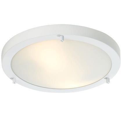 Aplica de perete, Plafonier IP44, diametru 31,5cm Ancona Maxi E27 25316101NL, Plafoniere cu protectie pentru baie, Corpuri de iluminat, lustre, aplice a