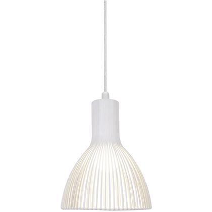Pendul modern alb diametru 17cm Emition 72743001 DFTP, Promotii si Reduceri⭐ Oferte ✅Corpuri de iluminat ✅Lustre ✅Mobila ✅Decoratiuni de interior si exterior.⭕Pret redus online➜Lichidari de stoc❗ Magazin ➽ www.evalight.ro. a