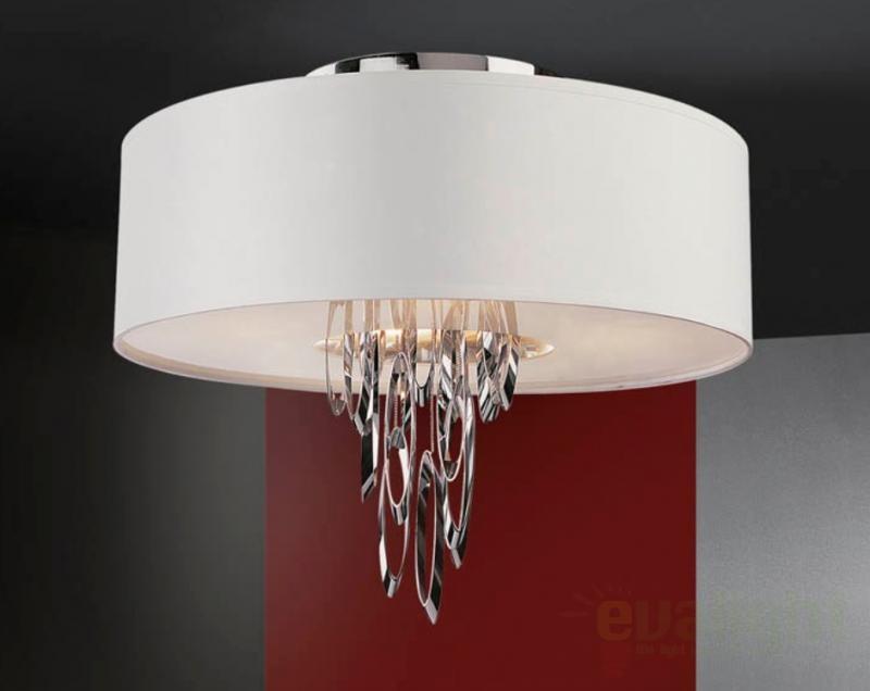 Plafoniere Moderne Cu Led : Plafoniere moderne corpuri de iluminat lustre aplice