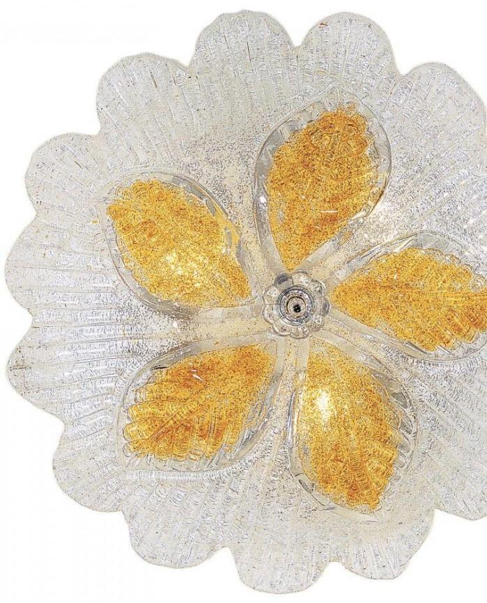 Plafonier elegent diametru 42cm PETALO PL3 014661, Plafoniere, Spots, Corpuri de iluminat, lustre, aplice a