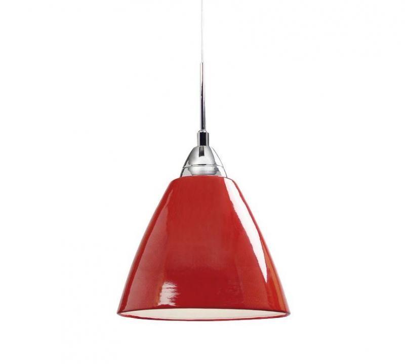 Pendul modern diam.14cm Read rosu 73153002NL,  a