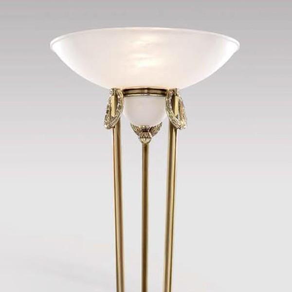 Lampadar, lampa de podea LUX Regina 2402 Bejorama, Lampadare clasice, Corpuri de iluminat, lustre, aplice, veioze, lampadare, plafoniere. Mobilier si decoratiuni, oglinzi, scaune, fotolii. Oferte speciale iluminat interior si exterior. Livram in toata tara.  a