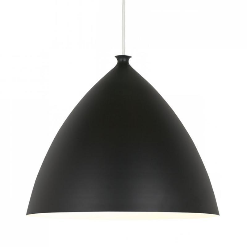 Pendul modern diam.35cm, Slope 35 negru/alb 71723001 DFTP, Magazin,  a