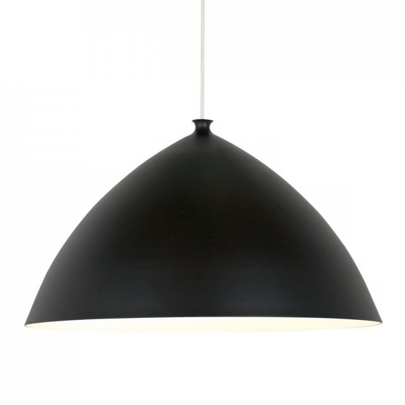Pendul modern diam.50cm, Slope 50 negru/alb 71733001 DFTP, Magazin,  a