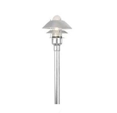 Stalp exterior H-118cm, IP54,  Aalborg 2002 24728031NL, ILUMINAT EXTERIOR, Corpuri de iluminat, lustre, aplice a