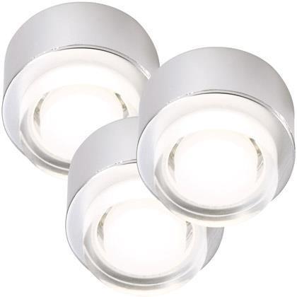 Set 3 spoturi incastrabile LED Unna 76836032NL, Spoturi LED incastrate, aplicate, Corpuri de iluminat, lustre, aplice a