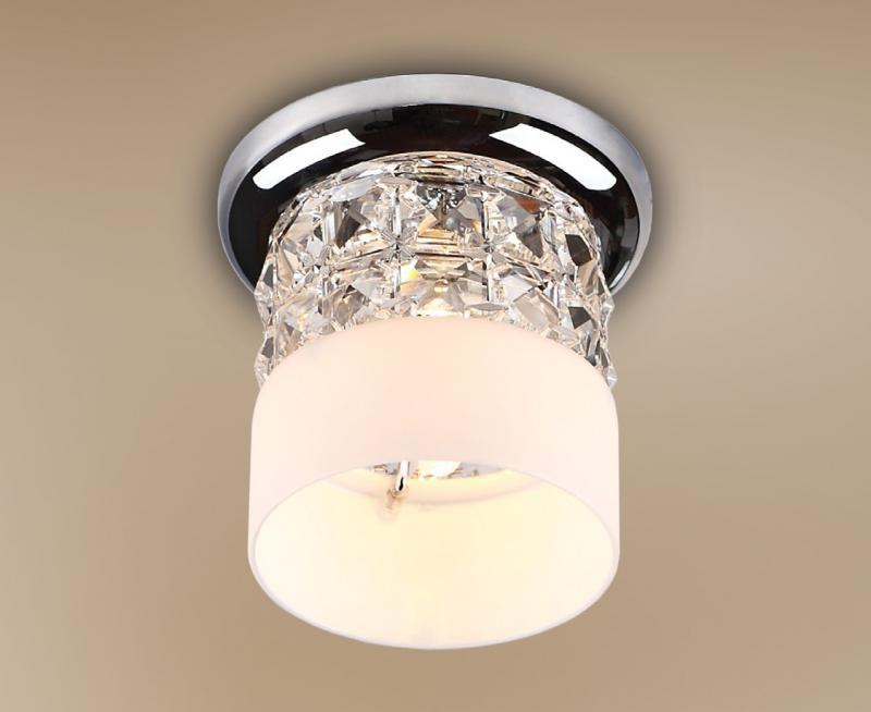Spot, Plafonier diam. 10cm, Royal C0314-01L MX, Spoturi incastrate, aplicate - tavan / perete, Corpuri de iluminat, lustre, aplice a